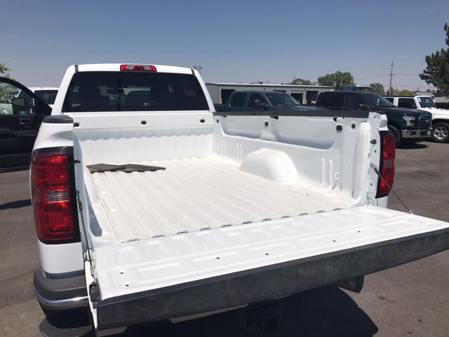 2016 Chevrolet Silverado 3500HD LT 4x4 4dr Crew Cab LB SRW - Twin Falls ID