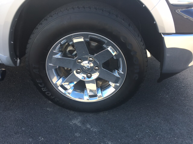 2012 RAM Ram Pickup 1500 Laramie 4x4 4dr Quad Cab 6.3 ft. SB Pickup - Twin Falls ID