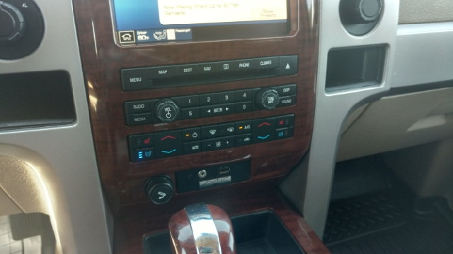 2010 Ford F-150 King Ranch 4x4 4dr SuperCrew Styleside 5.5 ft. SB - Twin Falls ID
