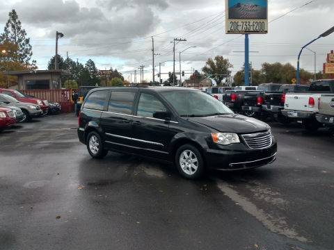 2011 Chrysler Town and Country for sale in Twin Falls, ID
