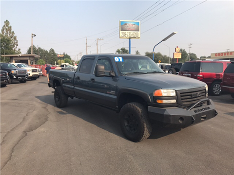 2007 GMC Sierra 3500 Classic for sale in Twin Falls, ID