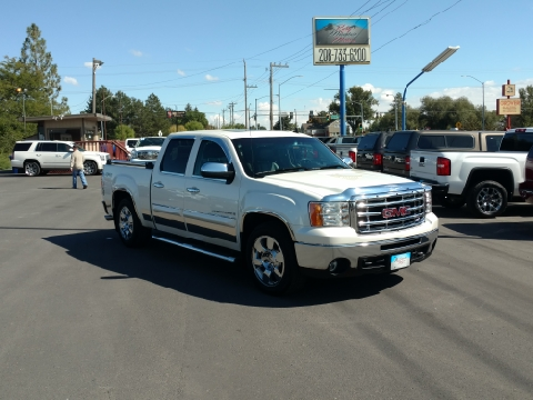 2009 GMC Sierra 1500 for sale in Twin Falls, ID