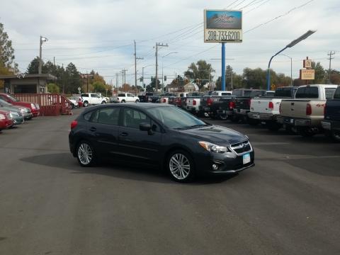 2012 Subaru Impreza for sale in Twin Falls, ID