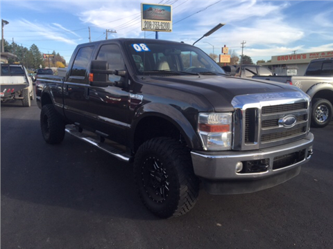Ford F 350 Super Duty For Sale Idaho