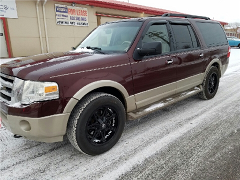 2009 Ford Expedition EL for sale in Rapid City, SD