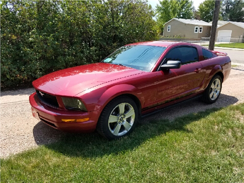 2006 Ford Mustang for sale in Caputa, SD