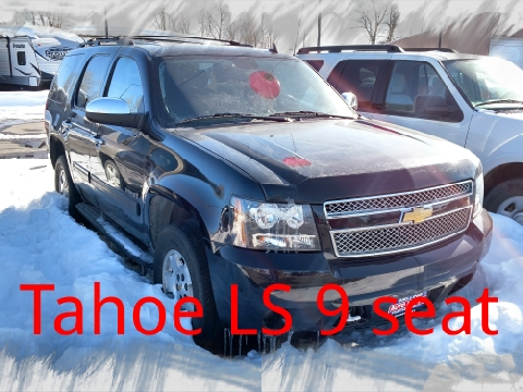 2013 Chevrolet Tahoe for sale in Evanston, WY