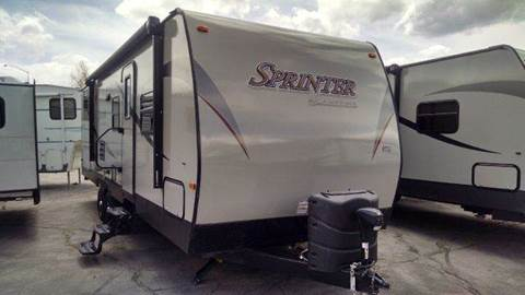 2016 SPRINTER 28BH for sale in Evanston, WY