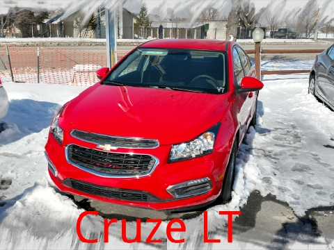 2016 Chevrolet Cruze Limited for sale in Evanston, WY