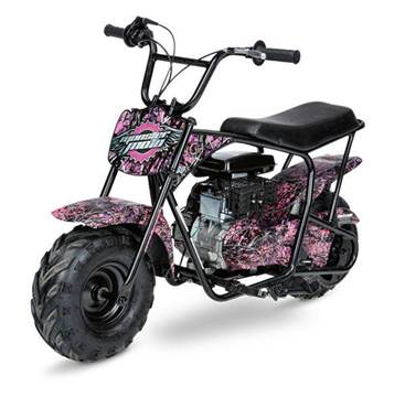2016 MonsterMot 80cc Youth for sale in Evanston, WY