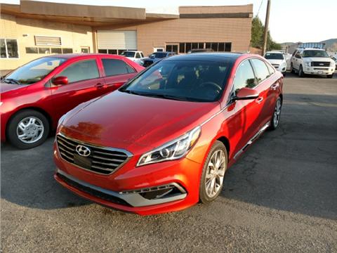 2015 Hyundai Sonata for sale in Evanston, WY