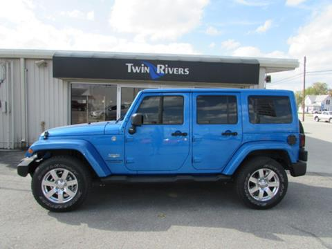 2015 Jeep Wrangler Unlimited for sale in Beatrice, NE