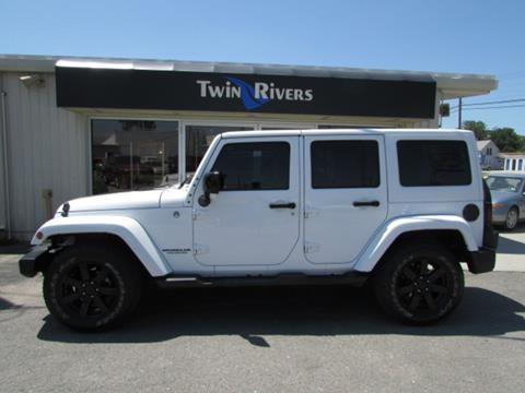 2014 Jeep Wrangler Unlimited for sale in Beatrice, NE