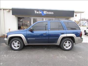 2003 Chevrolet TrailBlazer for sale in Beatrice, NE