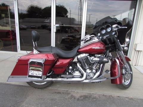 2009 Harley FLHX for sale in Beatrice, NE