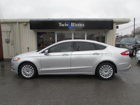 2013 Ford Fusion Hybrid for sale in Beatrice NE