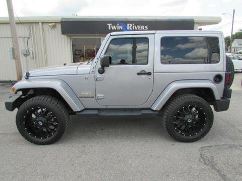 2015 Jeep Wrangler for sale in Beatrice NE