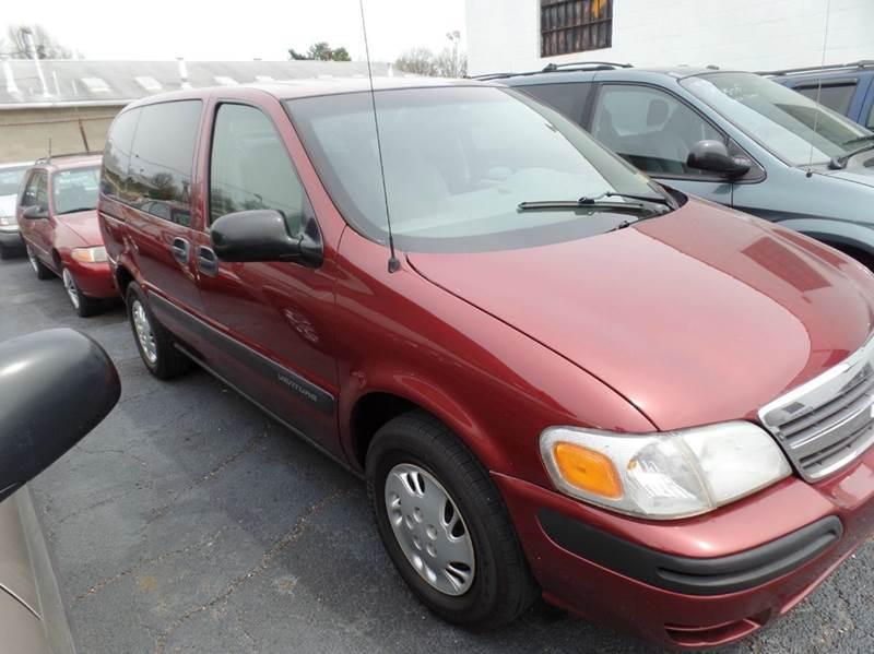 2003 Chevrolet Venture Fwd 4dr Mini-Van - Parkersburg WV