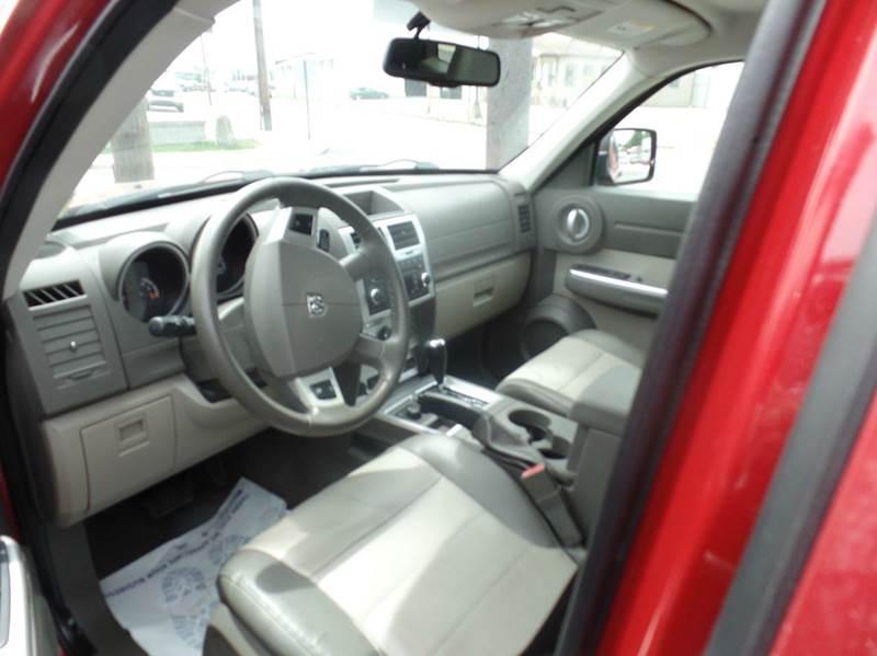 2007 Dodge Nitro SLT 4WD 4dr SUV - Parkersburg WV