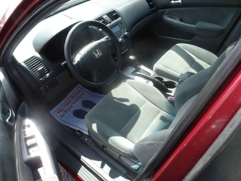 2006 Honda Accord EX 4dr Sedan 5A - Parkersburg WV