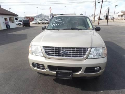 2004 Ford Explorer For Sale >> 2004 Ford Explorer For Sale In Parkersburg Wv