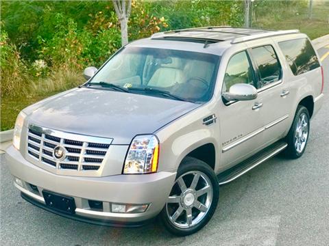 2007 Cadillac Escalade ESV for sale in Fredericksburg, VA