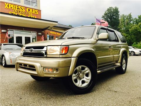 2002 Toyota 4Runner for sale in Fredericksburg, VA