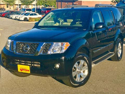 2011 Nissan Pathfinder for sale in Fredericksburg, VA