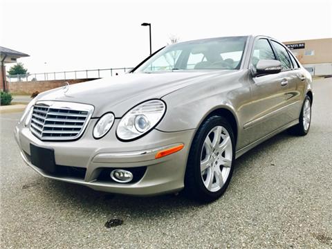 Mercedes benz e class for sale fredericksburg va for Mercedes benz for sale in virginia
