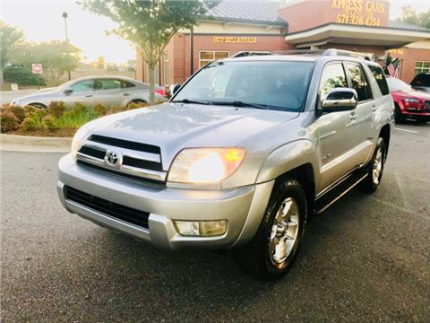 2005 Toyota 4Runner for sale in Fredericksburg, VA