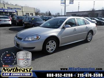 2015 Chevrolet Impala Limited for sale in Philadelphia, PA