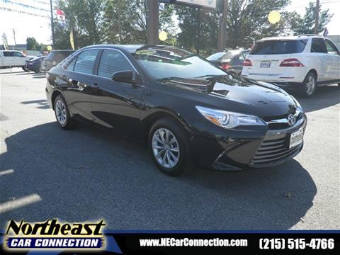 2016 Toyota Camry for sale in Philadelphia, PA