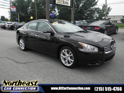 2014 Nissan Maxima for sale in Philadelphia, PA