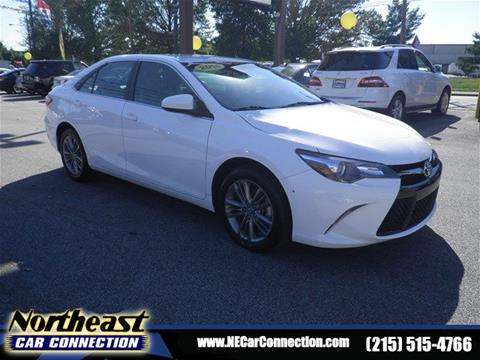 2016 Toyota Camry for sale in Philadelphia PA