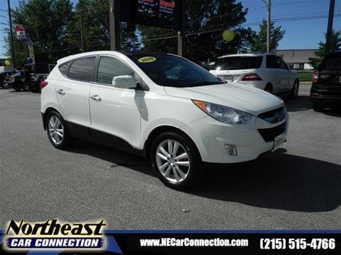 2010 Hyundai Tucson for sale in Philadelphia PA