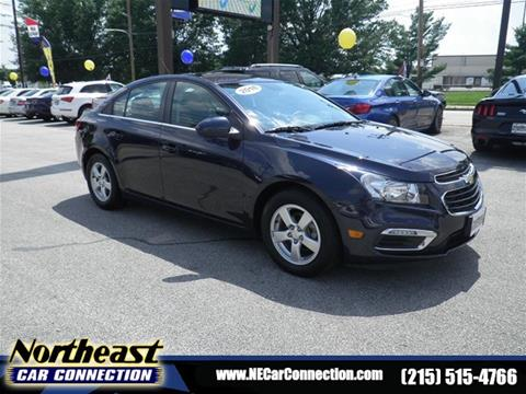 2016 Chevrolet Cruze Limited for sale in Philadelphia, PA