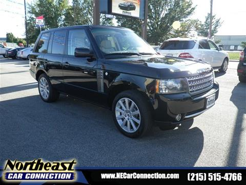 2010 Land Rover Range Rover for sale in Philadelphia PA