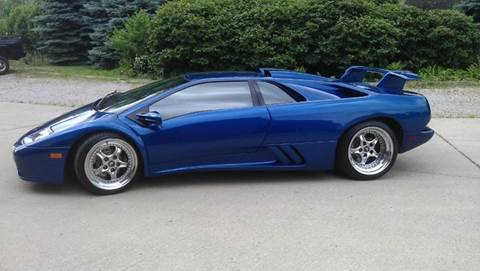 1998 Lamborghini Diablo for sale in Cleves, OH