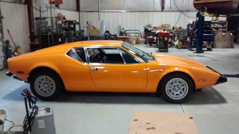 1974 De Tomaso Pantera for sale in Cleves, OH