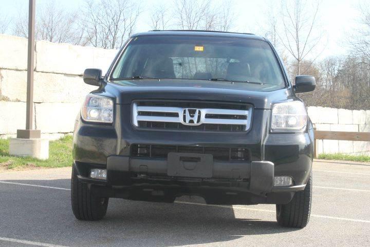 2008 Honda Pilot 4x4 EX-L 4dr SUV - Methuen MA