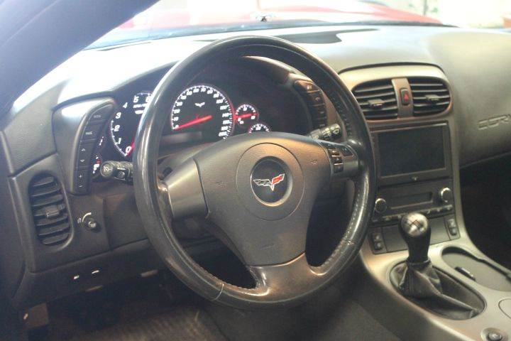 2007 Chevrolet Corvette Z06 2dr Coupe - Methuen MA