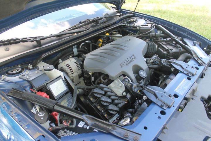 2003 Chevrolet Monte Carlo SS 2dr Coupe - Methuen MA