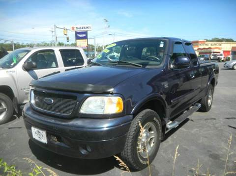 2003 Ford F-150 for sale in Swansea, MA