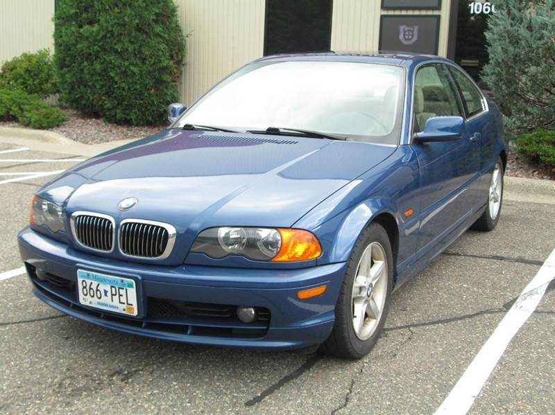 2002 Bmw 3 Series 325Ci 2dr Coupe In Eden Prairie MN - Specialty ...