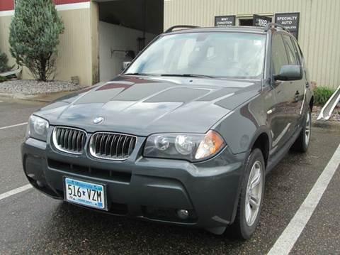 2006 BMW X3 for sale in Eden Prairie, MN