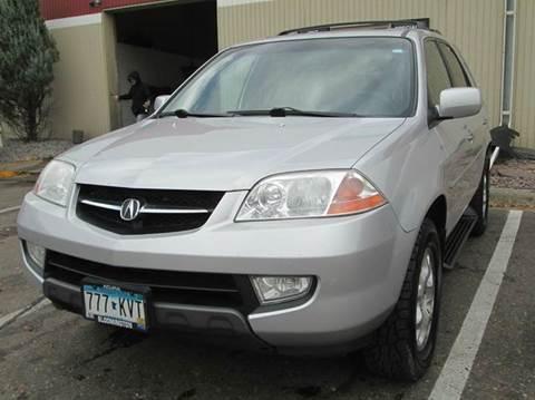 2003 Acura MDX for sale in Eden Prairie, MN