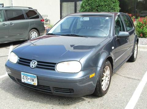 2004 Volkswagen Golf for sale in Eden Prairie, MN