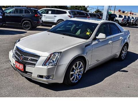 2009 Cadillac CTS for sale in Andrews TX