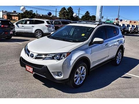 2013 Toyota RAV4 for sale in Andrews, TX