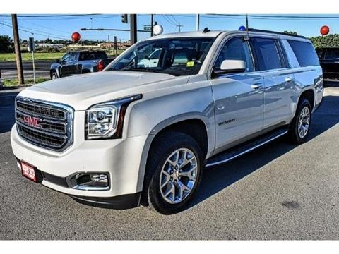 2015 GMC Yukon XL for sale in Andrews TX